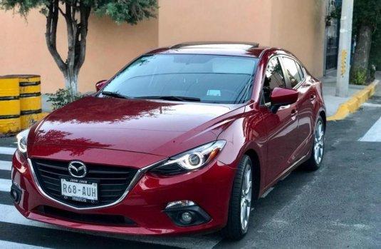Mazda 3 2016 Precio