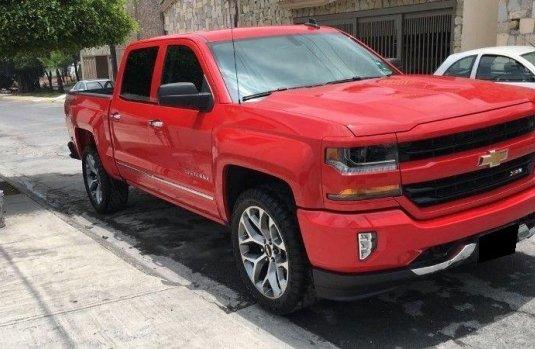 Chevrolet Cheyenne 2017 Precio