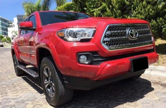 Toyota Tacoma 2016 En Venta
