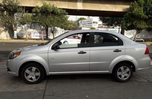 Chevrolet Aveo 2013 Precio 237223