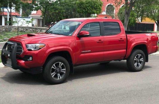Precio De Toyota Tacoma 2017