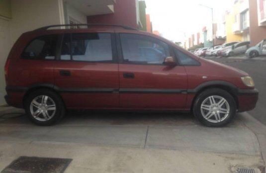 Chevrolet Zafira 2001 Usado 253781