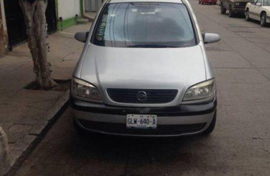 Chevrolet Zafira 2004 Precio 256102