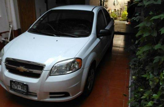 Precio De Chevrolet Aveo 2010 266472