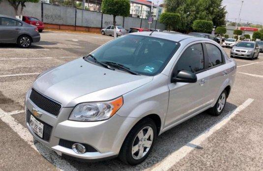 Precio De Chevrolet Aveo 2014 271308