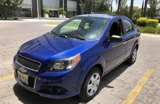 Precio De Chevrolet Aveo 2017 271784