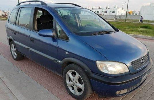 Chevrolet Zafira 2003 Usado 291063