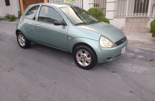 Ford Ka Usado En Nuevo Leon