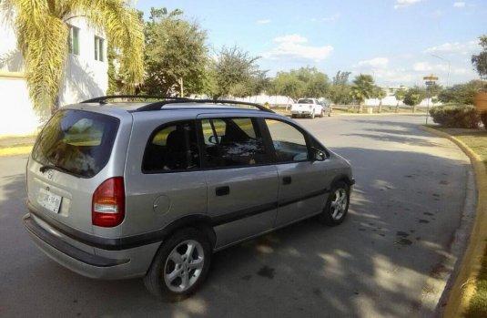 Chevrolet Zafira Impecable En Nuevo Len 304686