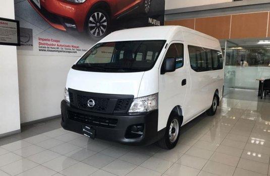 09e01c7923b Nissan Urvan 2017 usado 323338
