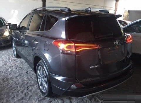 Toyota Rav4 2017 Precio