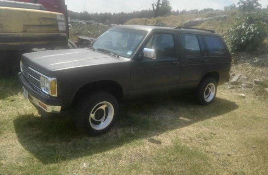 Quiero Vender Urgentemente Mi Auto Chevrolet Blazer 1992 Muy Bien