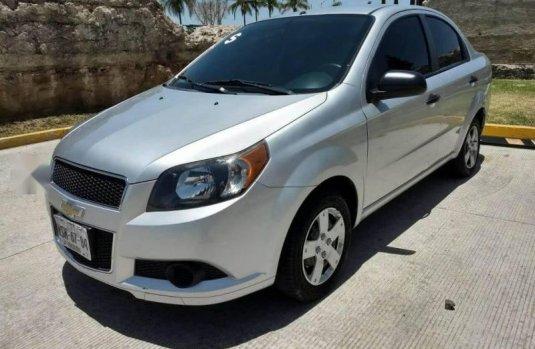 Se Vende Un Chevrolet Aveo De Segunda Mano 338796