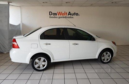 Se Vende Urgemente Chevrolet Aveo 2014 Manual En Cuernavaca 334388