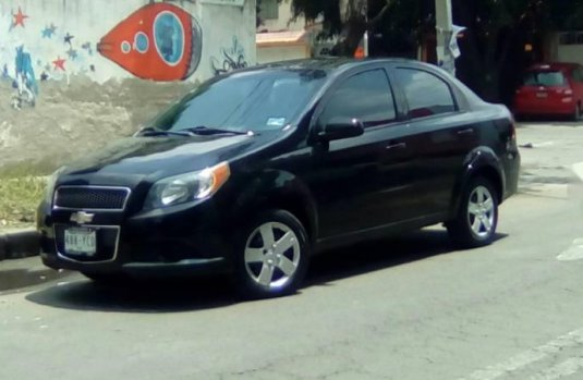 Chevrolet Aveo 2012 Nuevo 336309