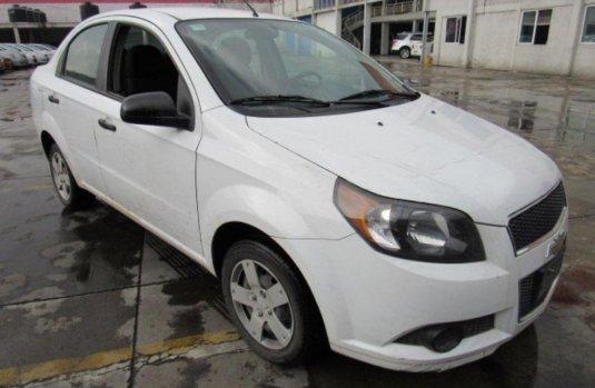 Chevrolet Aveo 2014 Nuevo 339785