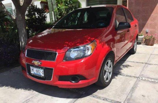 Chevrolet Aveo 2014 Nuevo 358751