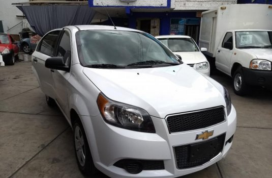 Auto Usado Chevrolet Aveo 2017 A Un Precio Increblemente Barato 361205