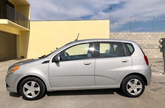 Urge Vendo Excelente Chevrolet Aveo 2010 Manual En En Tijuana 369261