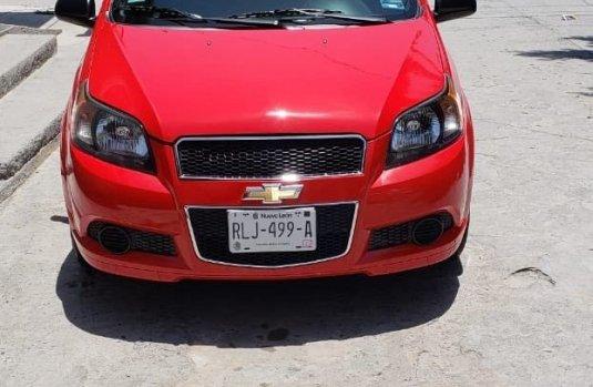 Me Veo Obligado Vender Mi Carro Chevrolet Aveo 2017 Por Cuestiones
