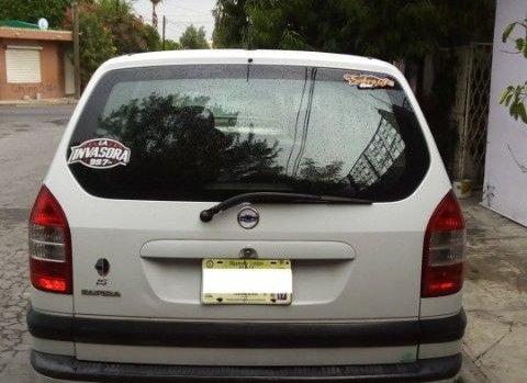 Shock Un Excelente Chevrolet Zafira 2005 Contacta Para Ser Su
