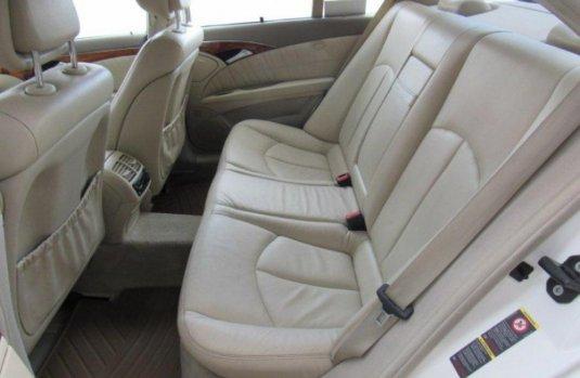 En venta un Mercedes-Benz Clase E 2006 Automático muy bien cuidado
