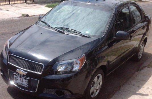 Urge Vendo Excelente Chevrolet Aveo 2012 Manual En En Jalisco 400633