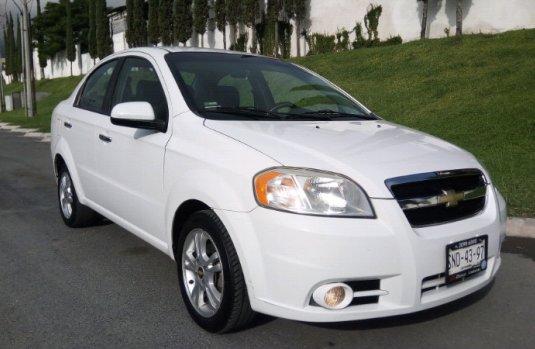 Chevrolet Aveo 2011 Usado En Nuevo Leon 402470