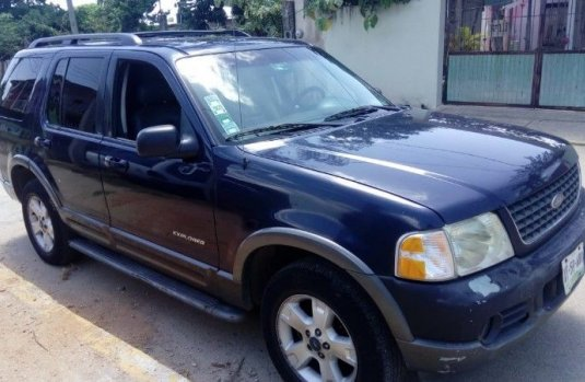 manual de propietario ford explorer 2002