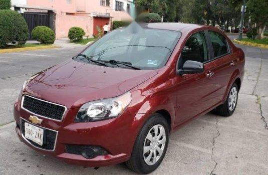 En Venta Un Chevrolet Aveo 2014 Manual Muy Bien Cuidado 417101