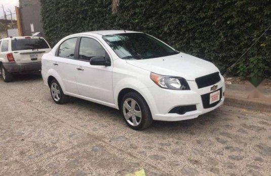 No Te Pierdas Un Excelente Chevrolet Aveo 2014 Manual En Zapopan 430477