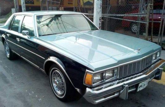 1af7b6b01c En venta carro Chevrolet Caprice 1979 de único propietario en excelente  estado