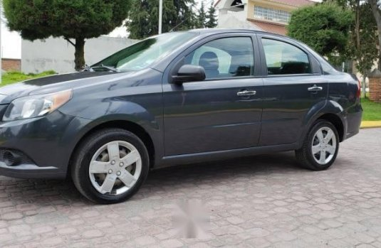 Urge Vendo Excelente Chevrolet Aveo 2014 Manual En En Toluca 457423