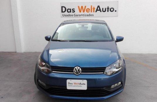 Volkswagen Polo Automatico 443411