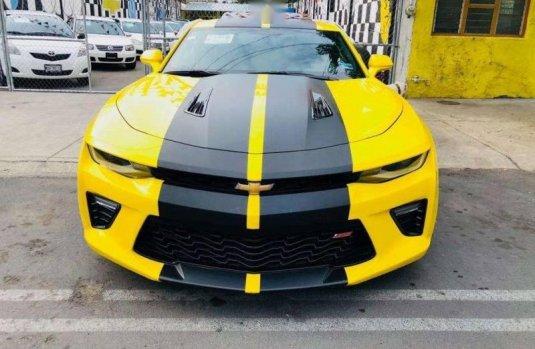 Precio De Chevrolet Camaro 2016
