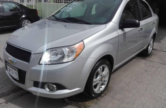 Chevrolet Aveo 2014 Nuevo 476252
