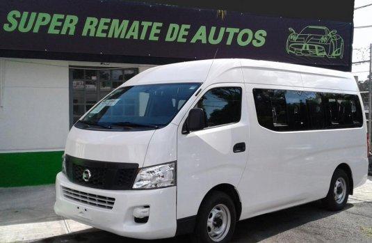 3c74497ab65 En venta un Nissan Urvan 2017 Manual en excelente condición 478200