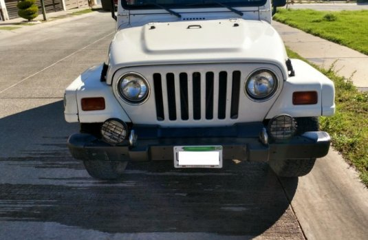 Jeep Wrangler Usado En San Luis Potosi 481405