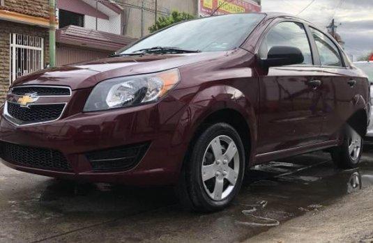 Vendo Un Carro Chevrolet Aveo 2017 Excelente Llmama Para Verlo 507802