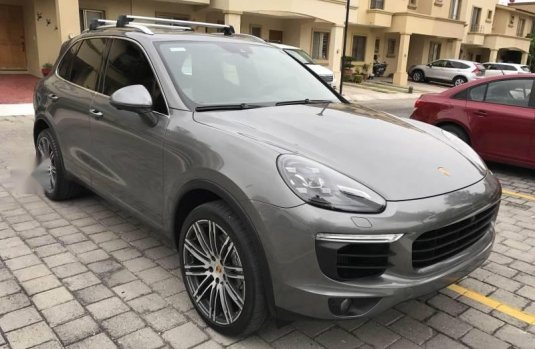 Porsche Cayenne precio muy asequible