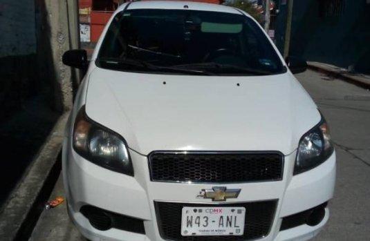 Se Vende Urgemente Chevrolet Aveo 2014 Manual En Jiutepec 527024