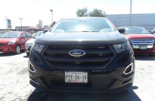 Ford Edge 2016 Negra