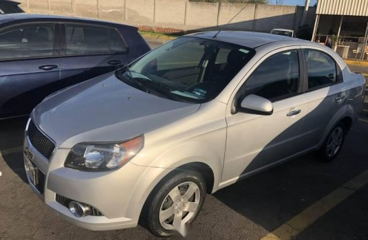 Vendo Un Carro Chevrolet Aveo 2017 Excelente Llmama Para Verlo 535429