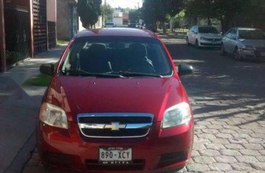Quiero Vender Urgentemente Mi Auto Chevrolet Aveo 2010 Muy Bien