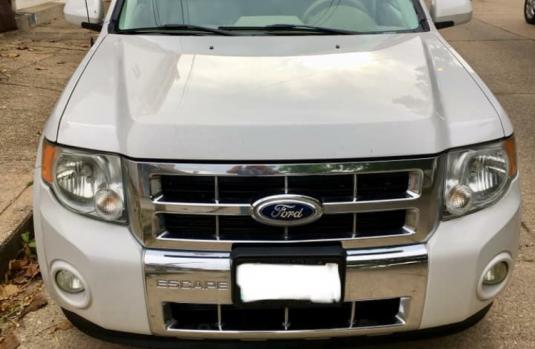 Ford Escape 2011 Blanco