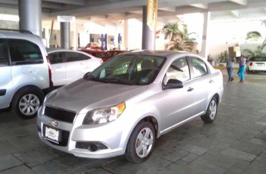 Chevrolet Aveo 2014 Nuevo 575652