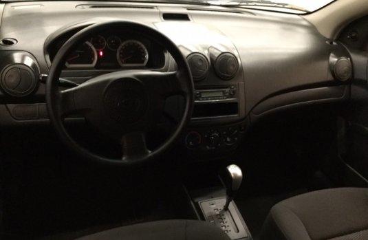 Vendo Chevrolet Aveo 2013 Automático