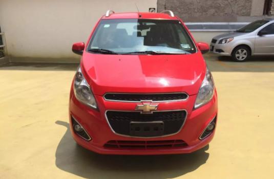 Vendo Chevrolet Spark 2013 Rojo
