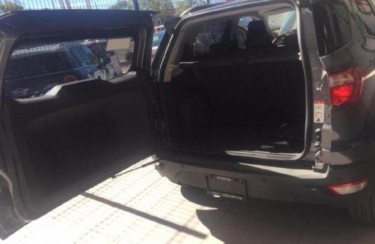 Ford EcoSport impecable en Querétaro