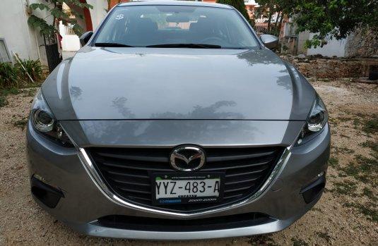 Mazda 3 2015 Sedán